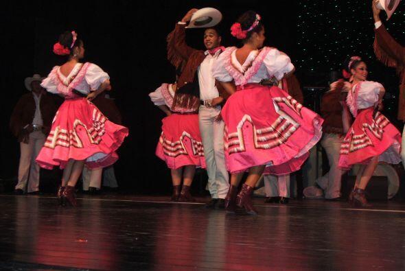 El Grito 2012 - Folklore