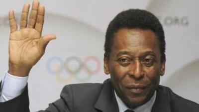 Pasaporte al Mundial: Pelé