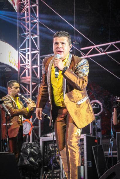 La Arrolladora Banda El Limón nos puso a bailar en el Uforia Music Festi...