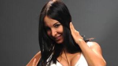 Mayra Verónica, con George Bush, en gala de la USO da00ed8713d943dc9cfe6...