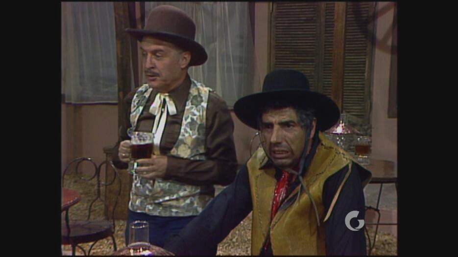 Banda oeste villanos Chapulín Colorado Galavisión