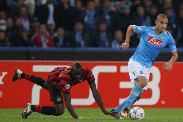 De esta manera, los italianos le estaban arrebatando el segundo puesto d...