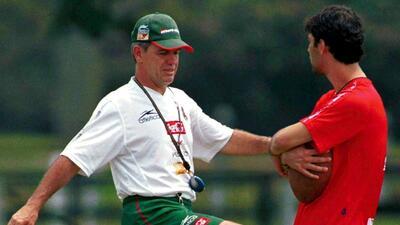 El 'Vasco' Javier Aguirre y su historia en el fútbol de selecciones