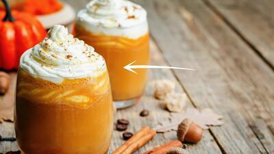 El Pumpkin Spice Latte, la bebida que marca la llegada del otoño... en verano