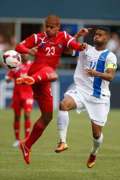 Panamá enfrentó a Martinica en duelo de ganadores en la primera jornada...