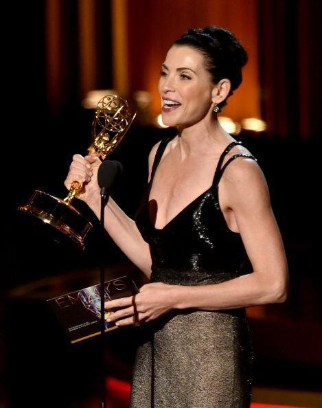 El Emmy a mejor actriz principal en serie dramática fue nada menos que p...