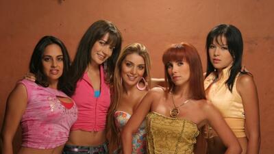 Margarita Rosa Arias, María Adelaida Puerta, Marylin Patiño, Saldra Belt...