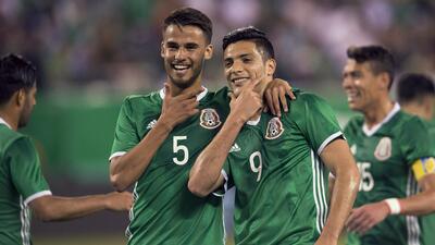 México gana sin problemas y está listo para lo que viene en el hexagonal