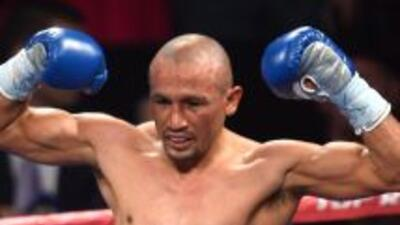 Orlando Salido llevó a la escuela a Lomachenko.