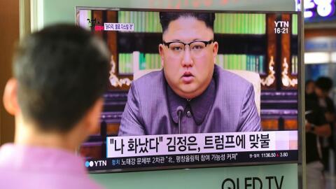 El régimen de Kim Jong Un sigue con su retórica encendida...