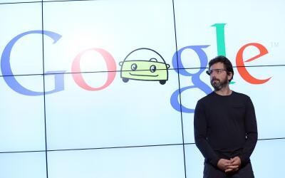 Sergey Brin, fundador de Google, es uno de los inmigrantes a la cabeza d...