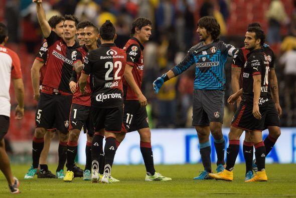 Atlas vs. Monterrey, los rojinegros vienen de dar uno de sus mejores tor...