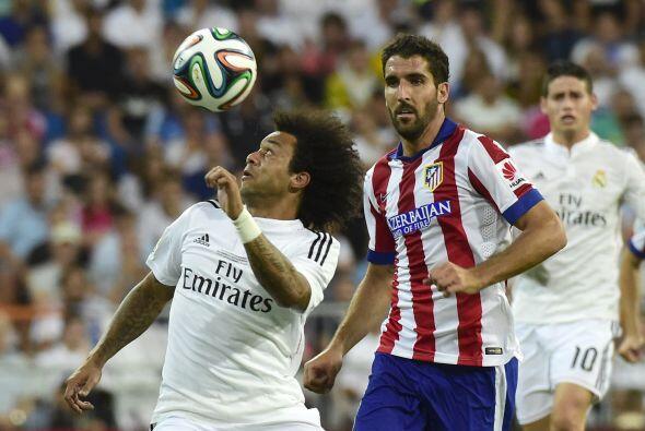 El Madrid esperaba que el tiempo se consumiera para llevarse esa mínima...