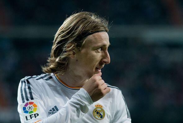 Luka Modric, aún y con su agridulce Mundial con Croacia, es el ca...