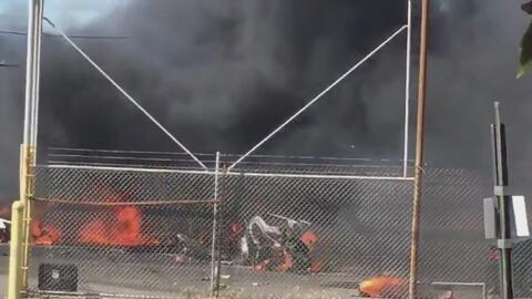 Autoridades federarles inician investigación del accidente aéreo donde m...