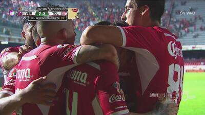 ¡El Toluca recupera la ventaja!
