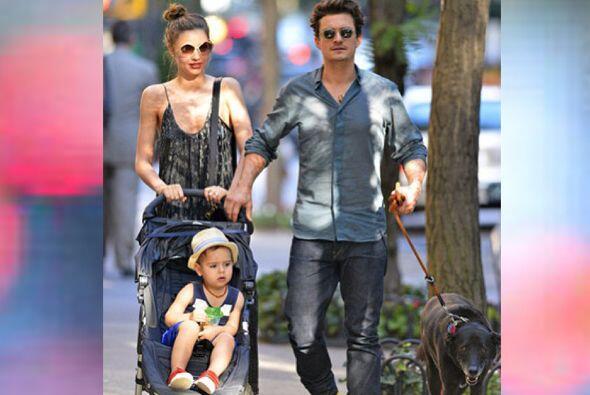 Orlando Bloom y Sidi & Maude   El guapo actor encontró a sus...