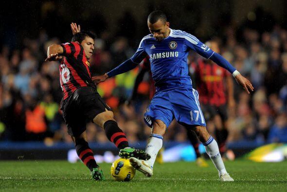 Chelsea vio en esto una posibilidad de decantar el duelo a su favor.