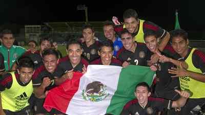 Cuando Esperanzas de Toulon de 2012 alimentó el sueño del oro olímpico para México