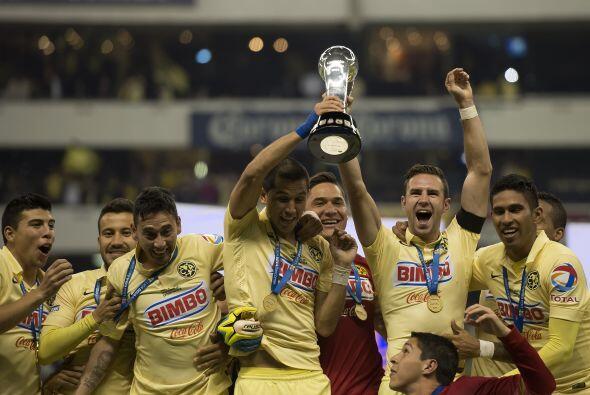 Las Águilas lograron imponer un nuevo récord en la historia del fútbol m...