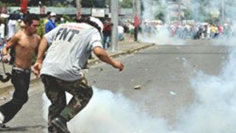 Los obispos de Nicaragua lamentaron los actos de violen cia que se regis...