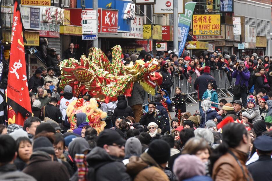 Año chino NY