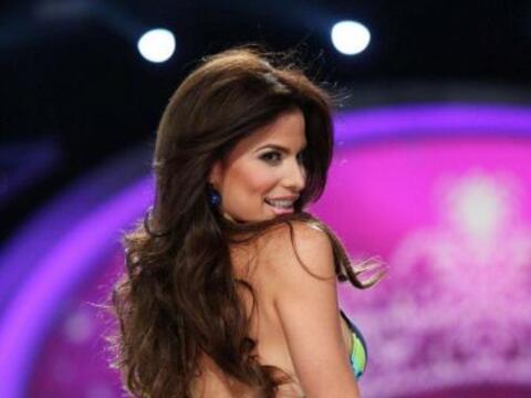 Las 11 finalistas desfilaron con una sonrisa de felicidad al saber que p...