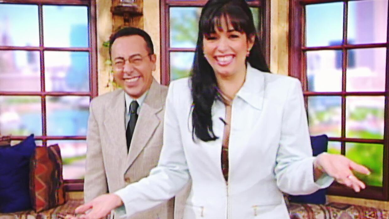Giselle Blondet recordó la química irrepetible que vivió con Fernando Arau