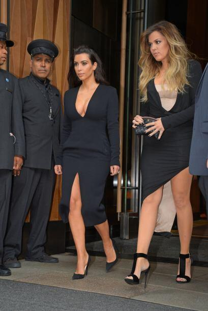 Kim ya encontró a su media naranja, Kanye West.Mira aquí lo último en ch...
