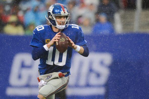 En el décimo puesto tenemos a los New York Giants y sus $1.55 billones....