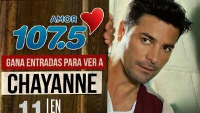 Te gustaria ver a Chayanne en vivo en su concierto privado ?Facil solo i...