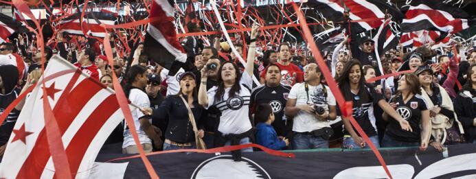 ¡Vuelve la MLS! Conoce a los aficionados de los 22 equipos de la liga DC...