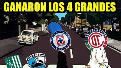 Aunque ganó, Cruz Azul protagoniza los memes en la Copa MX
