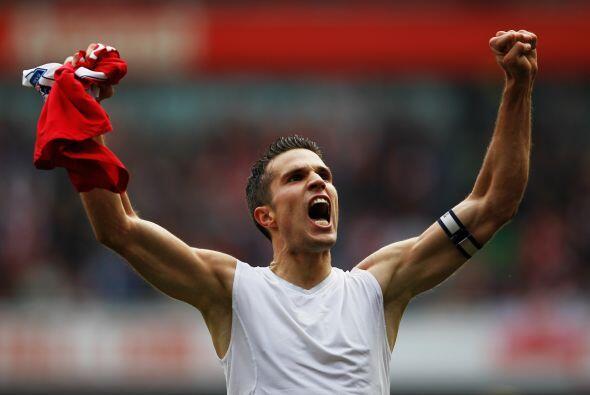 El crack puso el 2-1 definitivo para que Arsenal se quedara con los tres...