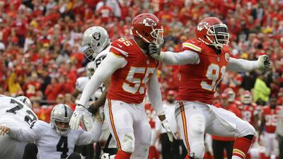Highlights Semana 15: Oakland Raiders vs. Kansas City Chiefs