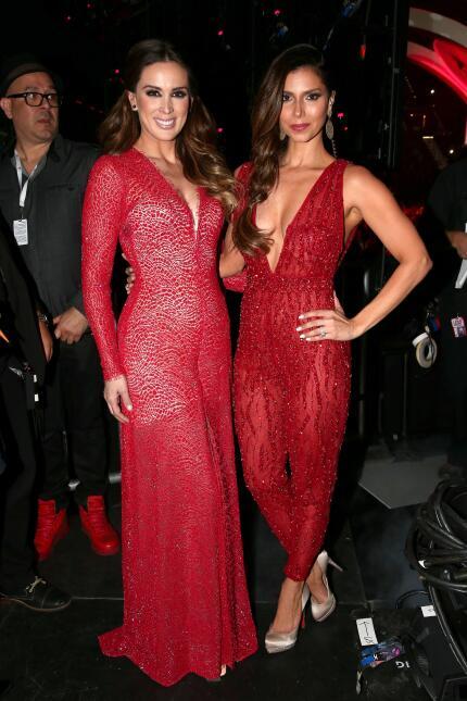 Vestidos parecidos alfombra 2015