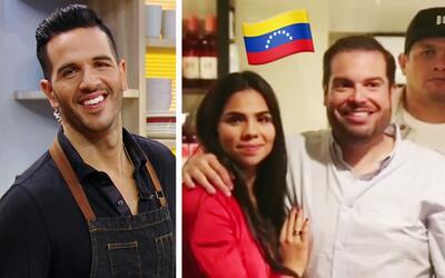 Nuestro Chef Jesús Díaz es parte de una iniciativa gastronómica que ayud...