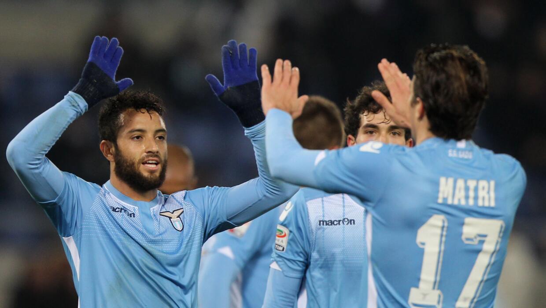 Lazio goleó al Hellas Verona