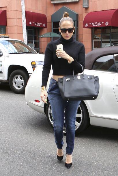 WOW! Su estilo es una de las cosas que más la caracterizan.