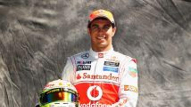 Sergio Pérez no cree que tengan muchas oportunidades de ganar.