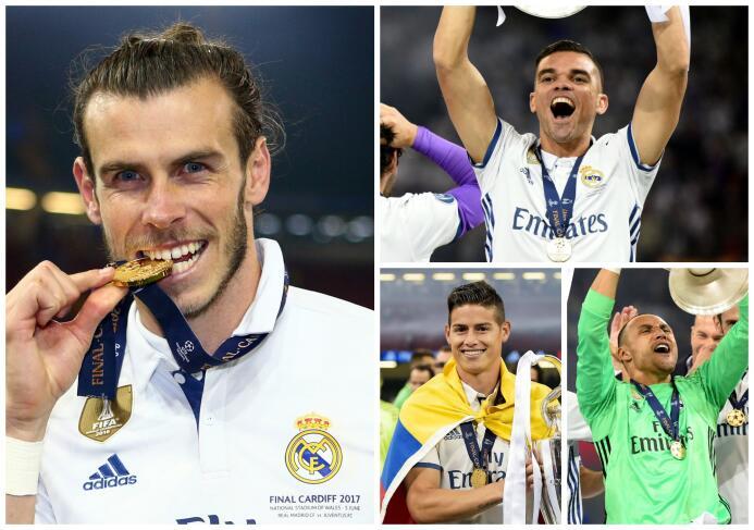 El Real Madrid pasa la página de la Champions y es protagonista de los r...