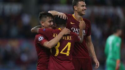 ¡Emocionante! Kluivert anota su primer gol en Champions y sorprende con especial dedicatoria