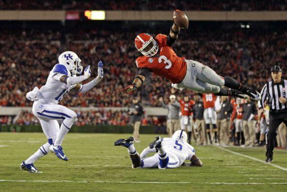 Todd Gurley, RB, Georgia(AP-NFL)
