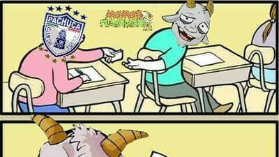 ¡Extra... extra...Pumas y Chivas ganaron! Pero en los memes