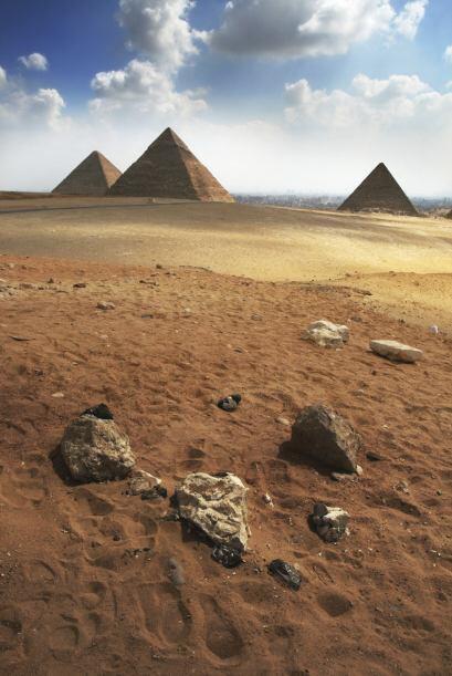 ¿Ebrios en el trabajo? Los egipcios habrían construido las pirámides baj...