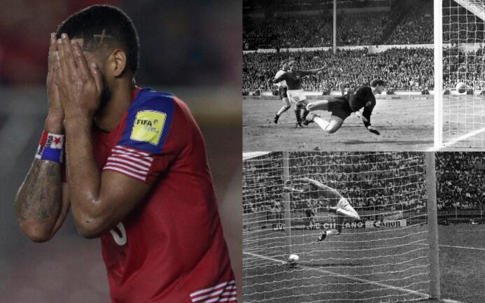 Los goles fantasma en el fútbol: el de Panamá y otros casos mundiales fa...