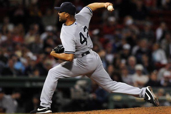 RP. Mariano Rivera. Yankees de Nueva York. 'Mo' logró cuatro salv...