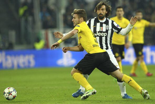 Borussia Dortmund encontraría el empate parcial en un error defensivo de...