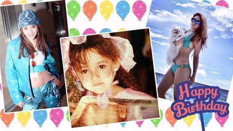 Sherlyn cumpleaños