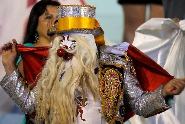 El León de Huánuco no va bien en el certamen y tiene pocas posibilidades...
